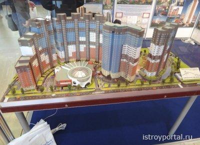 Международная строительная выставка CityBuild в Москве