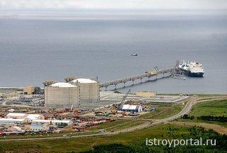 Кто будет строить завод СПГ на полуострове Сахалин?