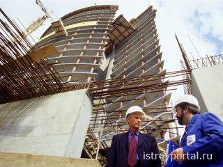 Количество вводимого в эксплуатацию жилья в Москве значительно увеличилось