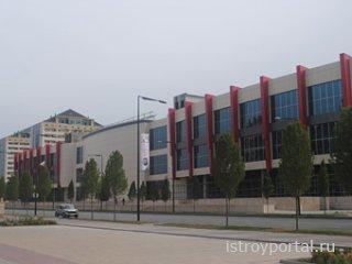 В Грозном построен первый профессиональный торговый центр