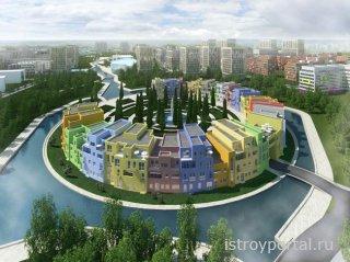 На Пятницком шоссе будет построен новый жилой квартал