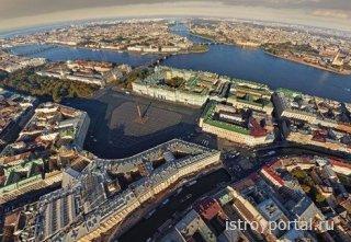 В центре Питера построят еще один жилой район