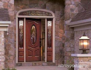 Входная дверь на защите вашего дома