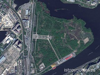 В Москве появится первый детский парк