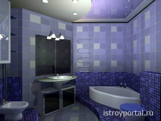 Демонтаж в ванной