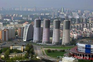 На Ходынском поле построят высотные здания под апартаменты