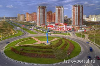 Строительство нового микрорайона в Мытищах уже запланировано