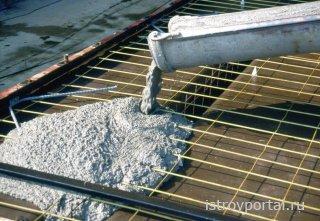 Самые распространенные виды бетона