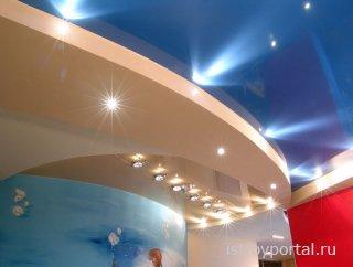 Как выбрать хорошие натяжные потолки?