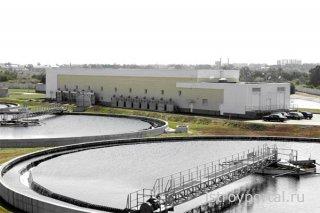 В мае 2014 году в городе Ростов введут в эксплуатацию новые очистные сооруж ...