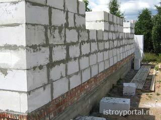 Газосиликатные блоки в строительстве дома