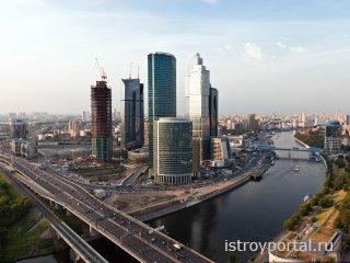 Строительство МДЦ «Москва-Сити» планируют закончить уже через два года