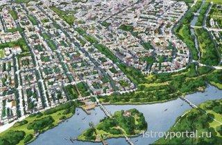 В пригороде Петербурга построят город-спутник Южный