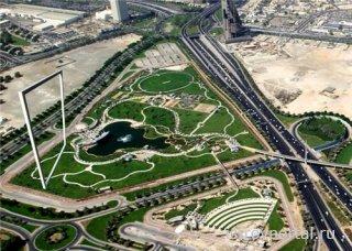 Дубай не устает удивлять своими редкими творениями архитектуры и городского ...
