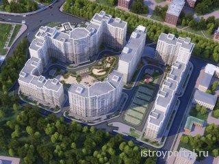 Возле метро Шабаловская планируется открытие нового жилого комплекса