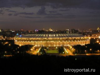 Кто будет производить реконструкцию стадиона