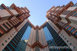 Каждая четвертая дорогая квартира в Москве является вложением средств
