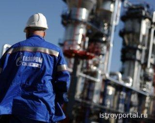 «Газпром» снизил свои вложения в строительство
