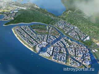 В Санкт-Петербурге отменили строительство в Финском заливе