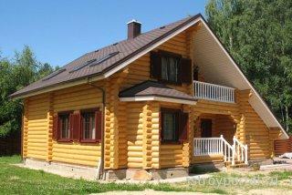 Выбор типа фундамента под строительство деревянного дома