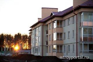 Жилой комплекс «Золотая горка» в Свердловской области принял в своих стенах ...