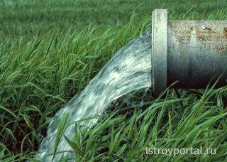 Как организовать воду на дачном участке?