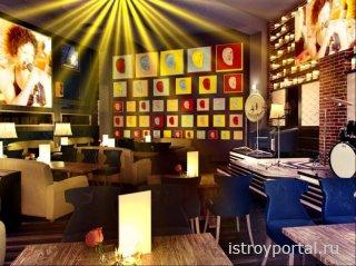 В Санкт-Петербурге газгольдер переоборудуют в ночной клуб