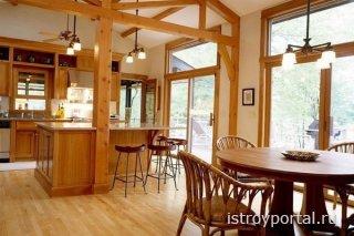 Как правильно выбрать деревянные окна для дома
