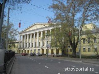 В Москве отреставрируют усадьбу Гагариных