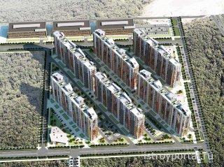 Новый жилой массив начали строить в Краснодаре