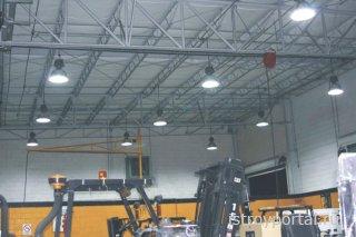 Промышленное индукционное освещение