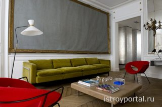 Как обустроить квартиру для молодого человека