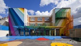 Фасады детских садиков предполагается украшать на основе авторских проектов