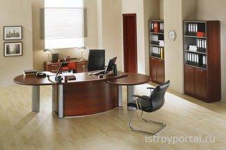 Мебель для хранения документов в офисе