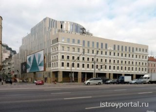 В Москве идет строительство нового театрального центра