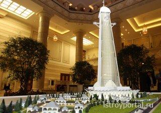 В столице Чечни построят 400-метровую башню