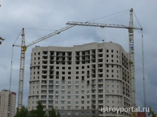 В Кировской области увеличиваются темпы строительства жилых домов