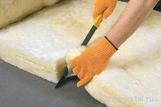 Как утеплить фасад минеральной ватой