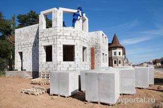 Газобетонные блоки: инновации в строительной сфере