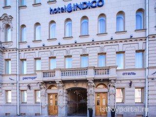 В Петербурге откроют отель Indigo