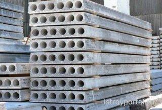 Применение плит перекрытия в строительстве: как их складировать и как готов ...
