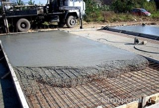 Ещё про бетон