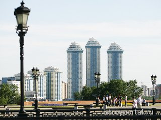 В Москве и области потрачено 360 миллионов долларов на элитное жилье