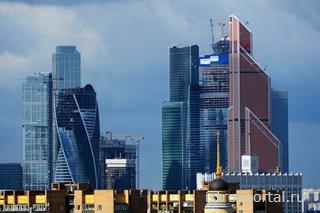 В Москве построят 50-этажный небоскреб