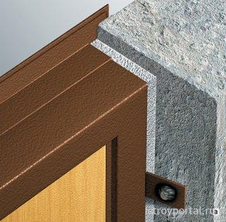 Особенности стальных дверных конструкций