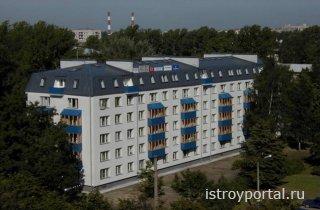 В Челябинске реализовали проект по надстройки мансардного этажа