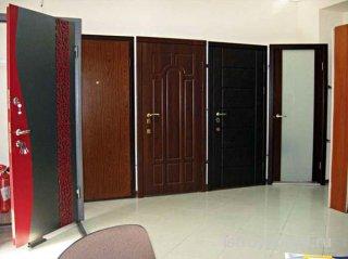 Выбор входной двери из стали