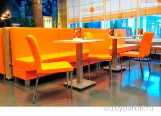 Как выбрать мебель для кафе и ресторана?