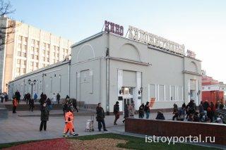 Кинотеатр «Художественный» готовится к реставрации