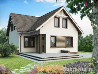 Проекты домов в Уфе